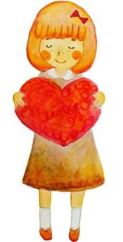 Girl (Heart)