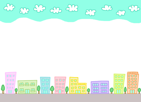 Townscape frame ②