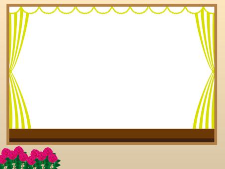 Window type frame