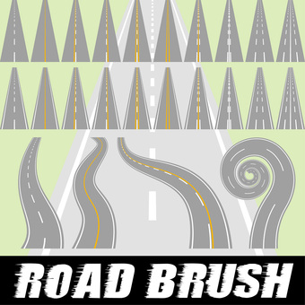 Road Brush
