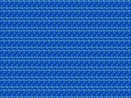 블루 벽지 배경 거품