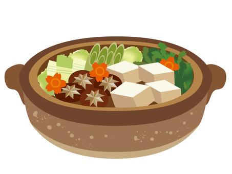 Soup tofu