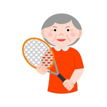 Tennis senior women