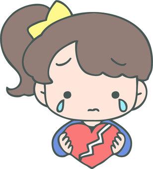 Heart to hurt (girl)