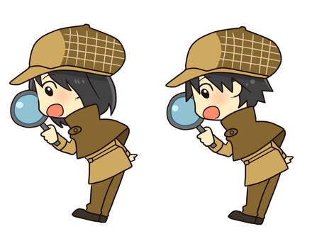 【Work】 Detective (Discovery)
