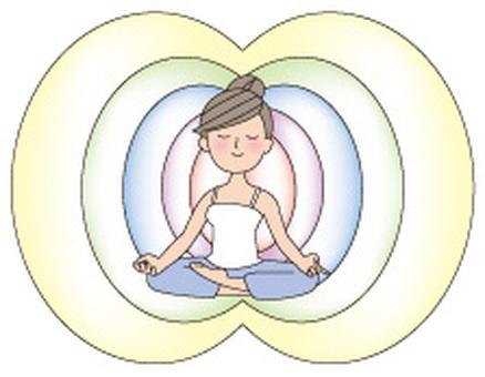 Women who meditate 1