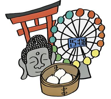 요코하마 · 가마쿠라