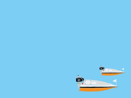競艇ボート壁紙