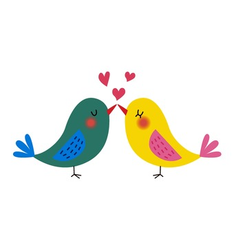 Little bird wedding 2