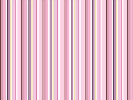 핑크 계열 스트라이프