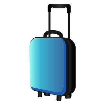Suitcase (Blue)