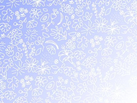 Flower handle wallpaper