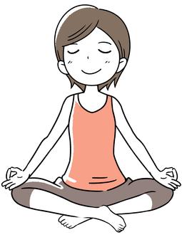 Meditation / Mindfulness Female