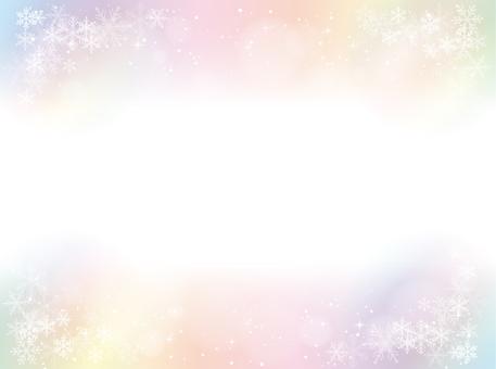 冬天圖像背景