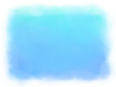 Watercolor light blue