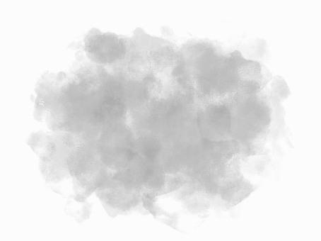 Watercolor texture gray