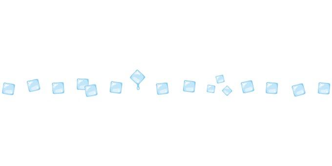 氷のボーダーライン