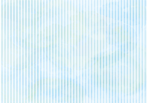 Summer color watercolor handwritten striped line line background wallpaper