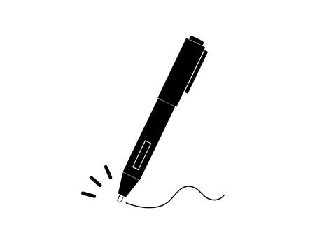 Touch pen (line)