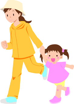 Running with parent and child 2