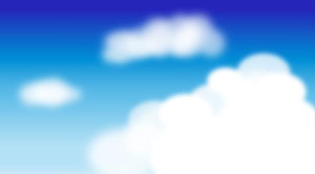 하늘 (와이드)