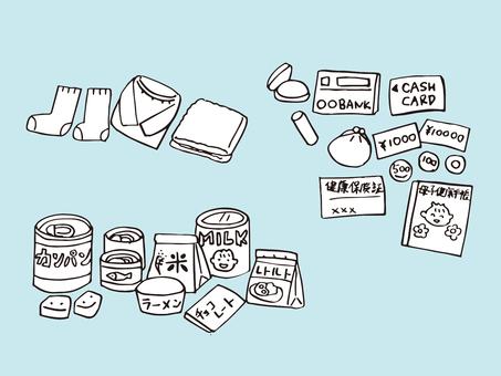 Disaster prevention goods 03