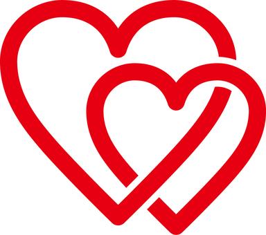 Heart a4