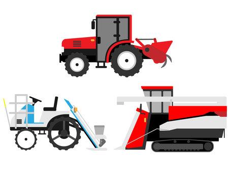 作業車(農業機械)