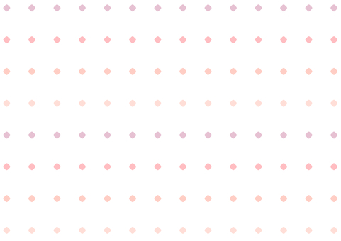 Pink dot pattern background material