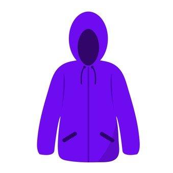 Jacket purple