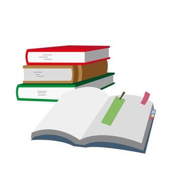 겹겹이 쌓인 책