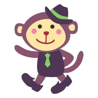 Dad Monkey