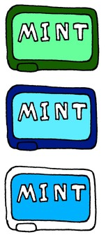 Mint confectionery