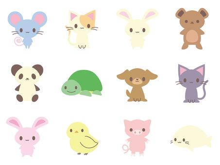 다양한 동물