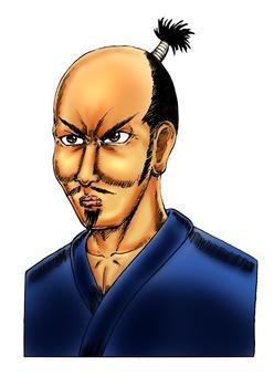 Dignified Samurai