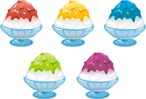 Shaved Ice Set