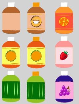 Pet bottle set