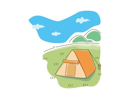 Camp (daytime)
