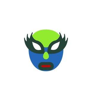 Wrestling mask 5