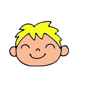 Blonde boys 1