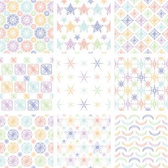 Pattern list 2