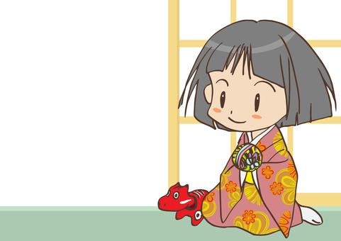 Zashikiwarashi