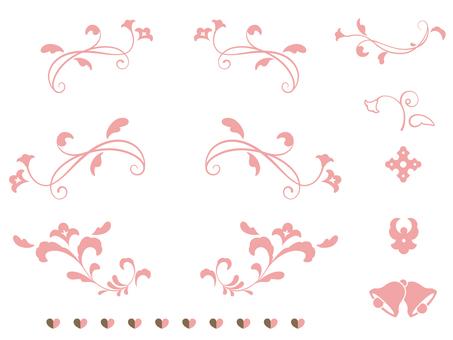 패턴 - 장식 1