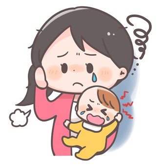 Mother and baby ⑤