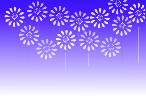 Background material · Fireworks (Navy)