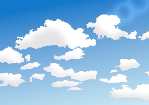 Ichimen's Blue Sky