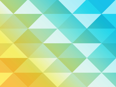 Texture triangular mosaic soda