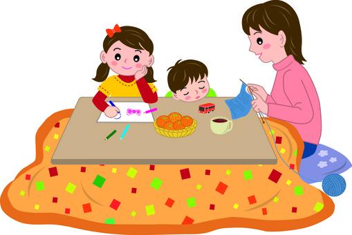 Kotatsu Family