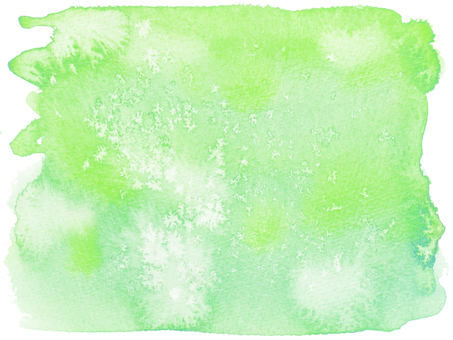 Watercolor background -20-light green