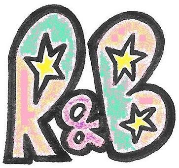 R & B Rare Alo logy multicolor